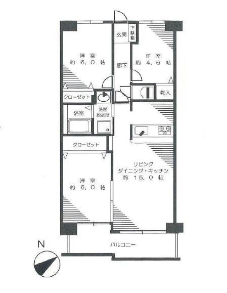 モアコート志木/埼玉県新座市野火止7丁目