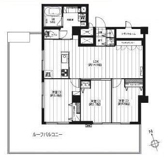 豊島園ハイツ/東京都練馬区練馬4丁目
