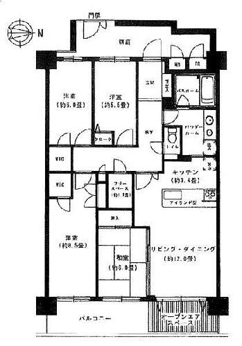 グランシティレイディアント横濱四季の森公園/神奈川県横浜市緑区寺山町
