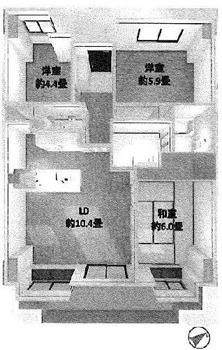 エクレール妙蓮寺/神奈川県横浜市神奈川区松見町1丁目