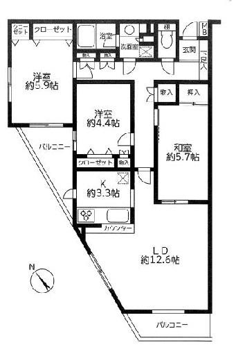 リーベスト山手ウエストヒルズ/神奈川県横浜市南区平楽