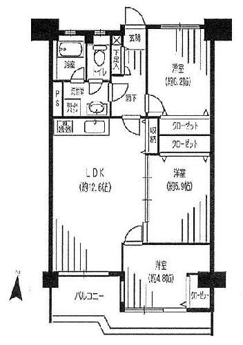 野庭団地618-3号棟/神奈川県横浜市港南区野庭町