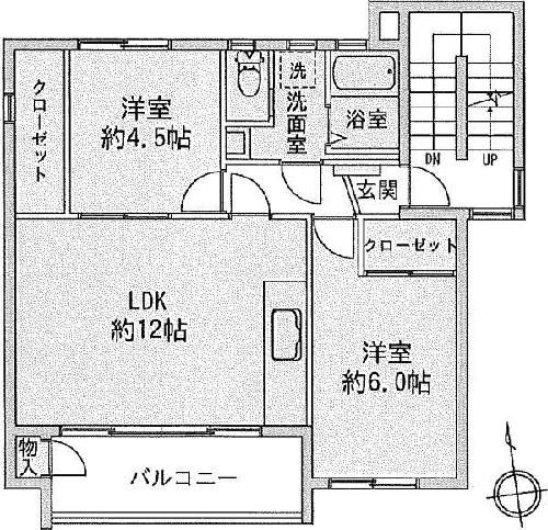 たまプラーザ団地3街区2号棟/神奈川県横浜市青葉区美しが丘1丁目