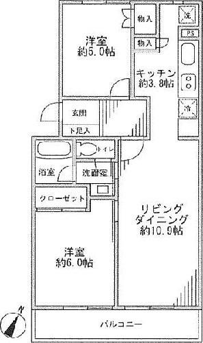 エクレール横浜三番館/神奈川県横浜市南区平楽