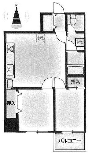 伊勢佐木町レインボーマンション/神奈川県横浜市中区末吉町3丁目