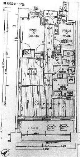ヨコハマオールパークス第四街区/神奈川県横浜市鶴見区尻手1丁目