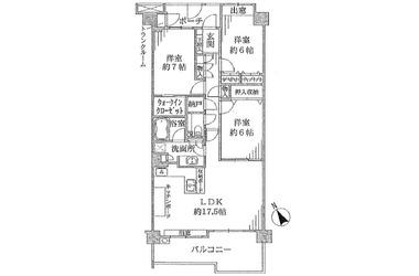ラムーナ横浜戸塚フォレストリッジ / 神奈川県横浜市戸塚区上矢部町