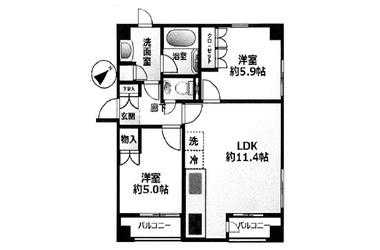 デュオ・スカーラ横濱山下町 / 神奈川県横浜市中区山下町