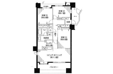 クリオ磯子弐番館 / 神奈川県横浜市磯子区磯子3丁目