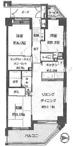 クレストフォルム東大島/東京都江東区大島7丁目