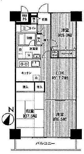 木場サニータウン/東京都江東区枝川3丁目