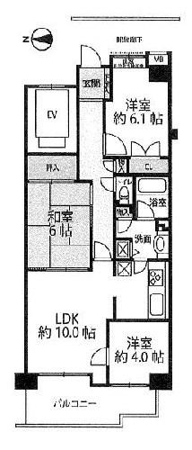 シーアイマンションオヴェスト新小岩/東京都葛飾区西新小岩5丁目