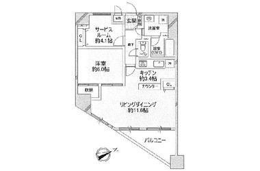 ドムール浅草2/東京都台東区浅草2丁目