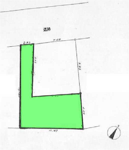 青葉区元石川町   売地/神奈川県横浜市青葉区元石川町