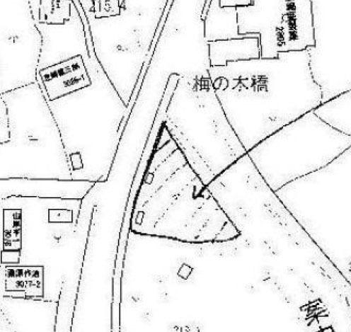 間取り/地積図間取り:敷地