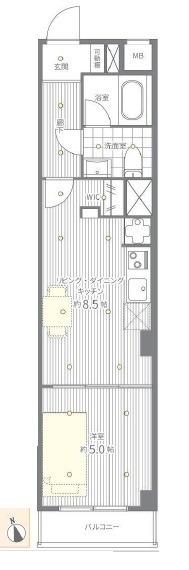 ダイアパレス三溪園/神奈川県横浜市中区本牧間門