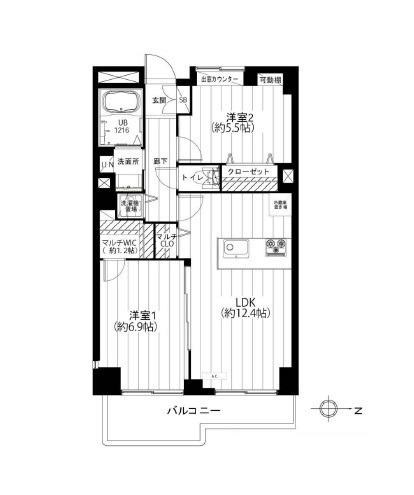 ライオンズマンション山手石川町/神奈川県横浜市南区唐沢