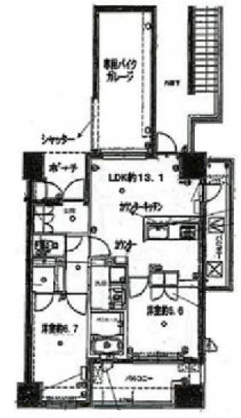 ジュイール狭山ライダーズハウス/埼玉県狭山市入間川3丁目