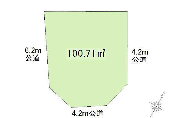 間取り/地積図◆区画図◆