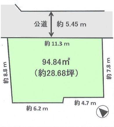 間取り/地積図*区画図*