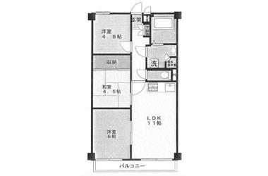高尾パークハイツ/東京都八王子市初沢町