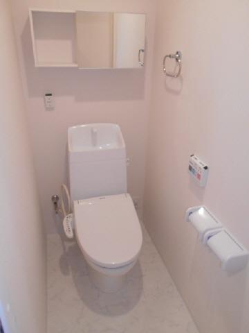 居室温水洗浄トイレ
