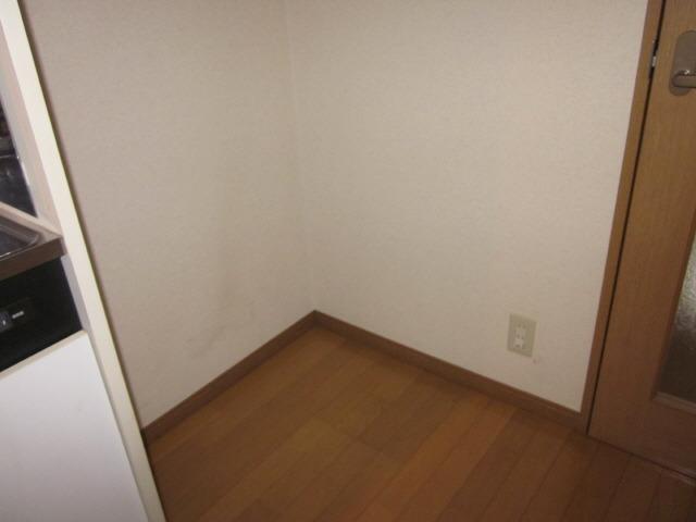 居室キッチン横冷蔵庫スペース950W