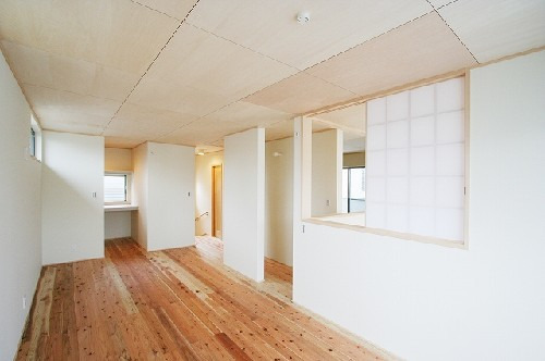 その他参考プラン当社自由設計施工例:洋室