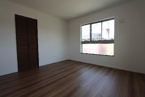 居室参考プラン当社自由設計施工例:洋室