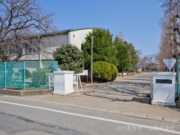 現地周辺野田市立宮崎小学校 1260m
