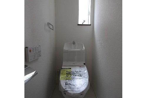 居室参考プラン当社自由設計施工例:トイレ