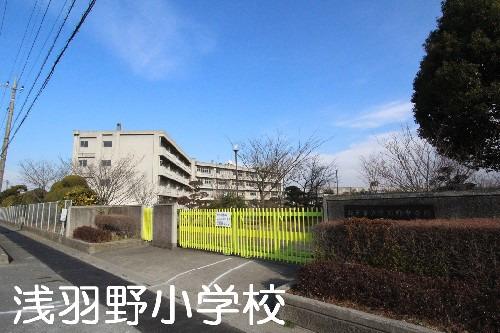 現地周辺坂戸市立浅羽野中学校(徒歩7分です。)