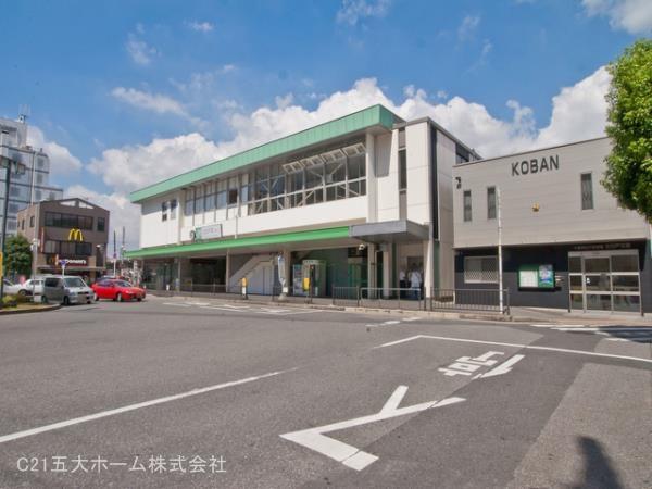 現地周辺JR常磐線「北松戸」駅 3160m