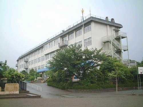 現地周辺その他現地:元木小学校
