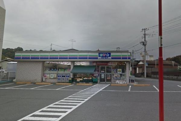 現地周辺スリーエフ横川町陣馬街道店 591m