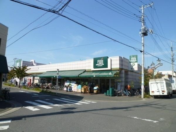 現地周辺Fuji百草園店 1923m