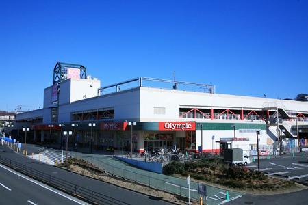 現地周辺Olympic藤沢店 1595m