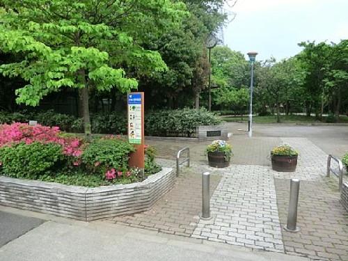 現地周辺ふれあいの森宇喜田公園