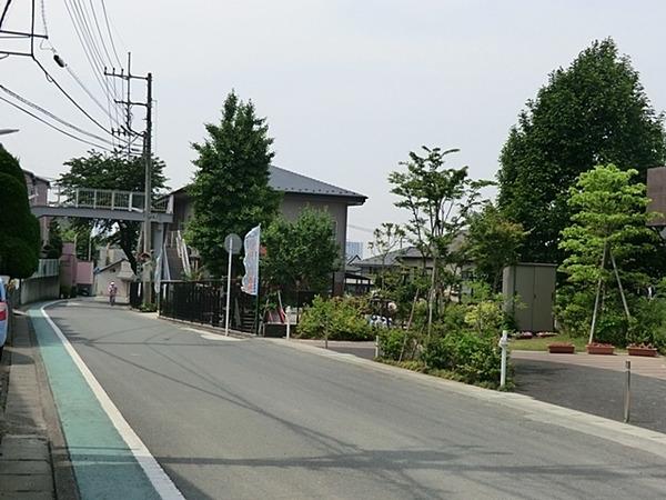 現地周辺社会福祉法人慶泉会さくらい保育園 490m