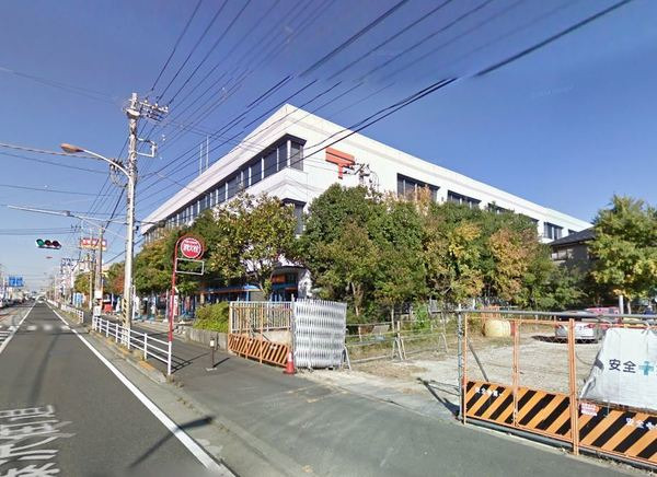 現地周辺藤沢北郵便局 2041m