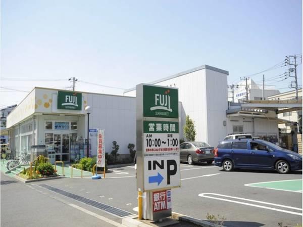 現地周辺Fuji鵠沼藤が谷店 291m