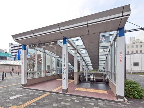 現地周辺湘南台駅(小田急江ノ島線) 6000m
