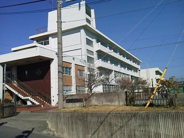 現地周辺鎌倉市立腰越中学校 3303m