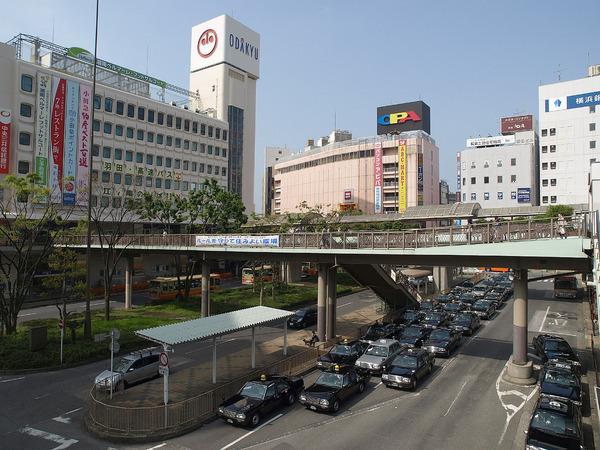現地周辺藤沢駅(JR東海道本線) 615m