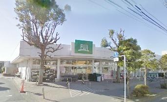 現地周辺Fuji松が丘店 1053m