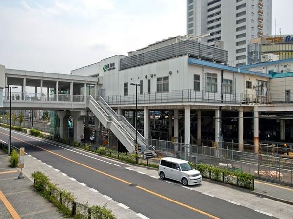 現地周辺辻堂駅(JR東海道本線) 1985m