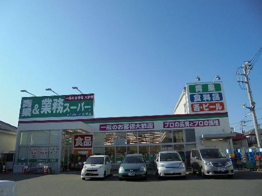 現地周辺業務スーパー辻堂店 666m