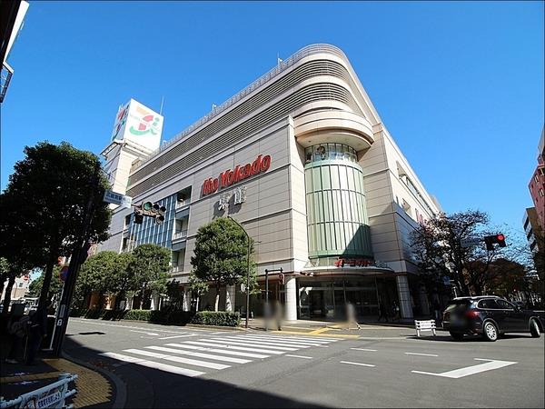 現地周辺イトーヨーカドー武蔵境店 898m