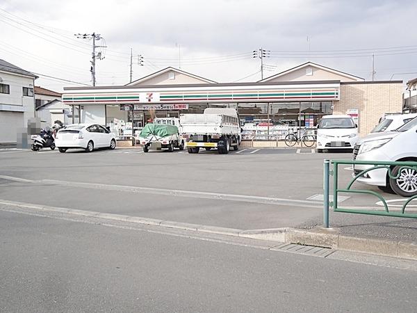現地周辺セブンイレブン練馬西大泉6丁目店 531m