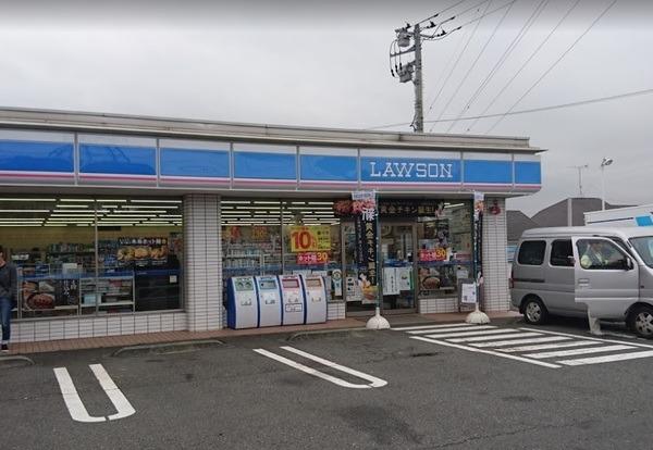 現地周辺ローソン日野多摩平5丁目店 685m